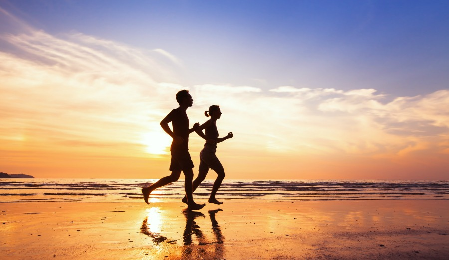 Image result for beach exercise