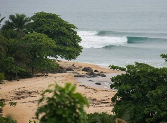 Sierra Leone, the newest member of the ISA.