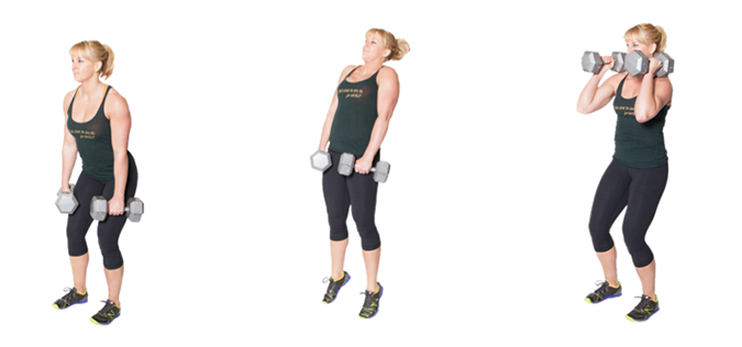 2 Olympic Lift Variations That Will Improve Strength and ...