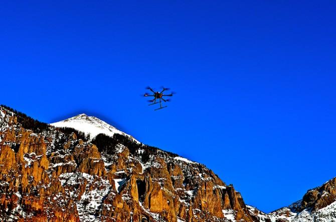 Mountain-Drones Snow1