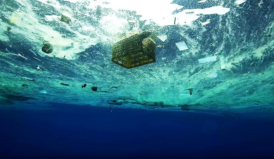 הסרט הזה הוא הריאליטי האמיתי: זיהום הפלסטיק בים זו מגיפה עולמית!