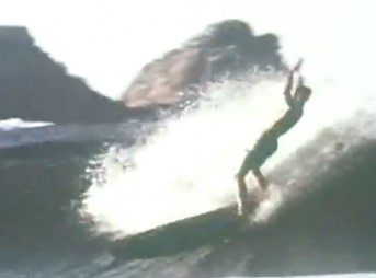 Byron Bay is legendary in surf history.