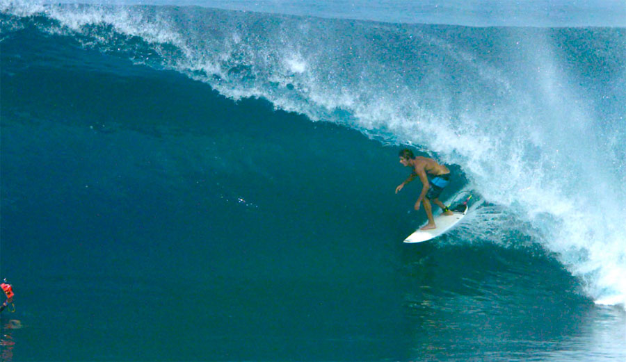 Jack Robo and Slater Score Perfect Backdoor/Off the Wall Day the Eddie Was Called Off