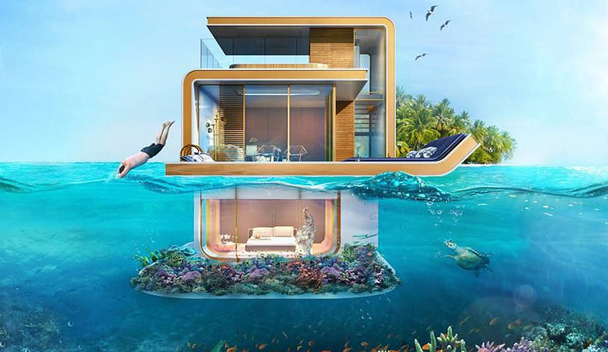 For 2 8 Million You Can Own This Floating House And Save