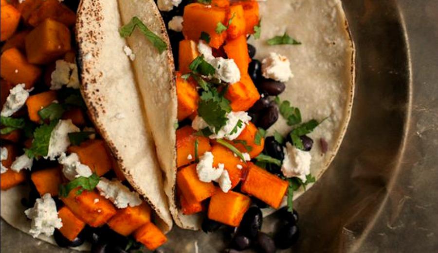 Get creative for this week's Taco Tuesday. Photo: Naturally Ella via ...