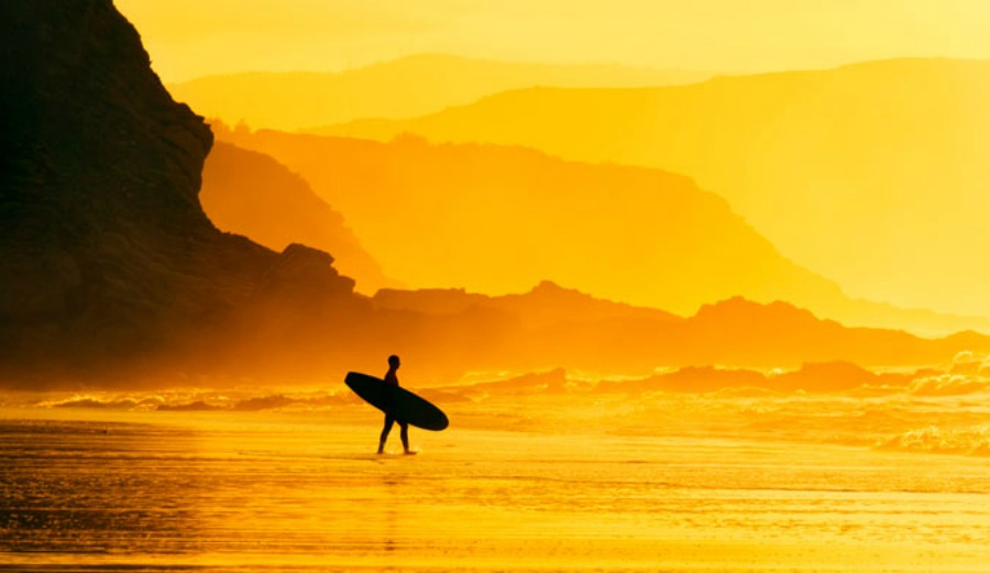 Sunshine could be the key to living longer. Photo: Shutterstock.