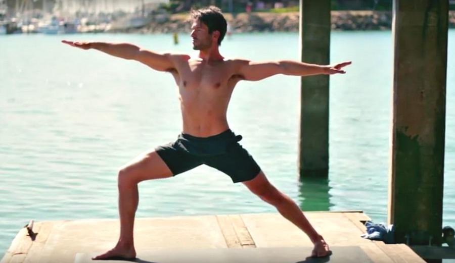 Photo: Yoga With Tim.