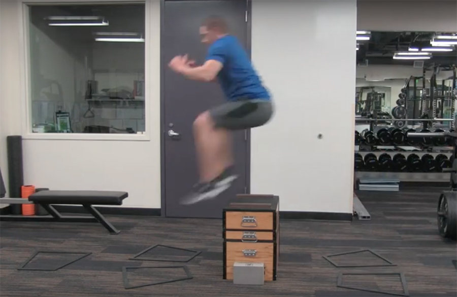 Want To Strengthen Your Lower Body And Increase Explosiveness
