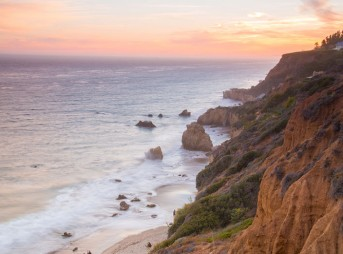 El Matador State Park is a good example of the beauty that exists along the Los Angeles coastline. Photo: Shutterstock
