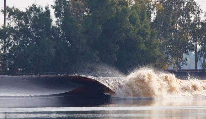 Kelly Slater Wave Pool