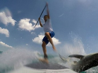 Photo: Maximo Trinidad GoPro