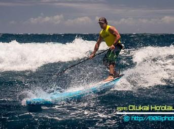 Travis Grant, last year's runner-up at the OluKai Ho'olaule'a. Photo: Facebook 808photo.me