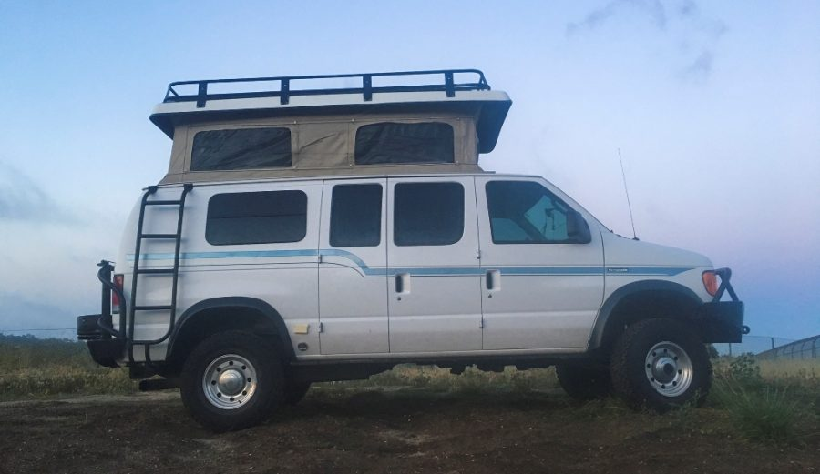 2006 Ford RB E350 Diesel 4x4. Price: $58,000