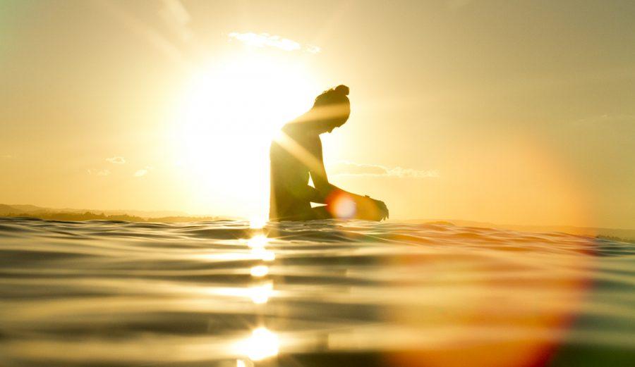 Autumn on the Gold Coast. Perfect. Photo: Fran Miller