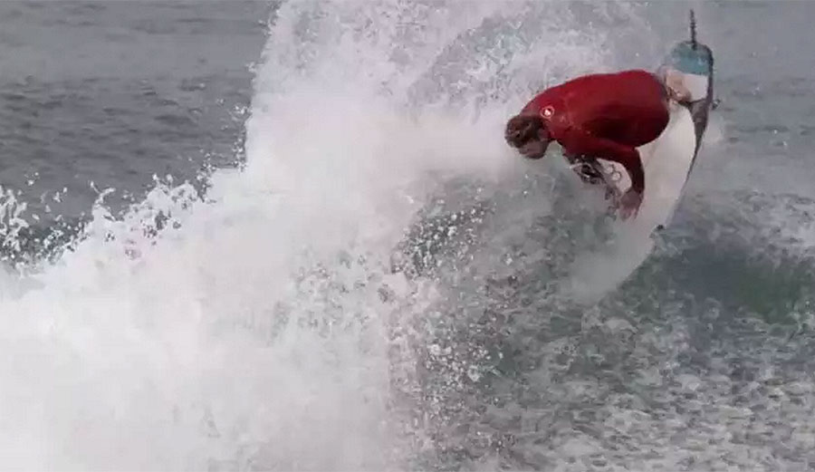 Dane Reynolds never ceases to amaze.