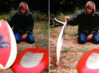 The Edge Surfboard