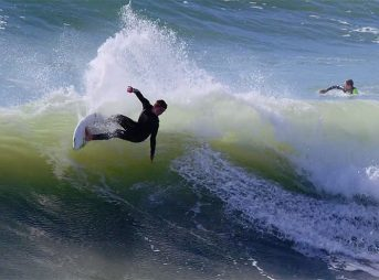 Griffin Colapinto is a big part of surfing's future.
