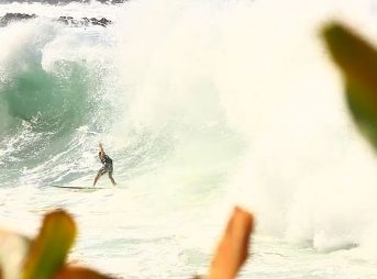 Mason Ho is one of the greatest surfers alive. He should be–after all, it's literally in his blood.