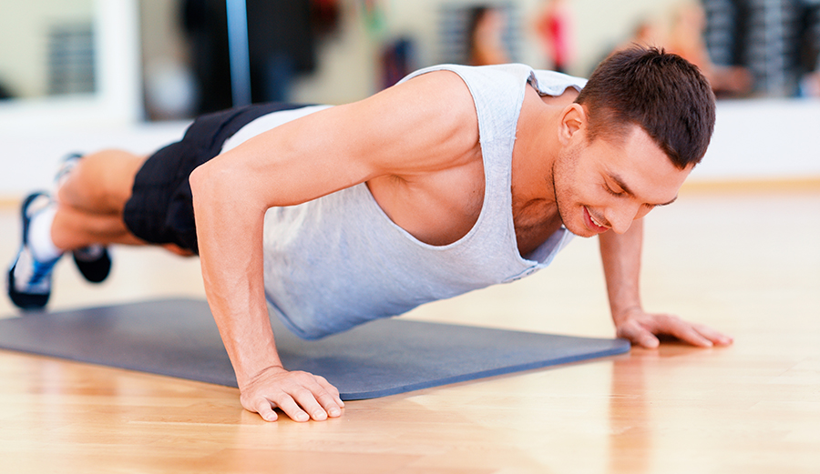 Burn 370 Calories and Tone Your Surf Muscles With This Bodyweight Only HIIT Workout