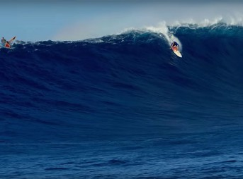 Is it far too early to be waxing nostalgic about the 2015/2106 El Nino? Shane Dorian is probably still shaking from it, so maybe not.