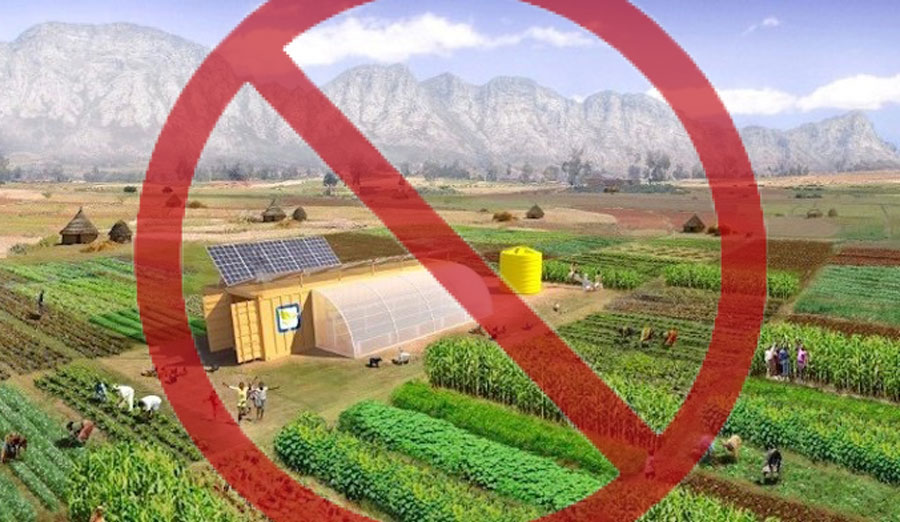 Apparently It's Illegal to Live Off the Grid | The Inertia