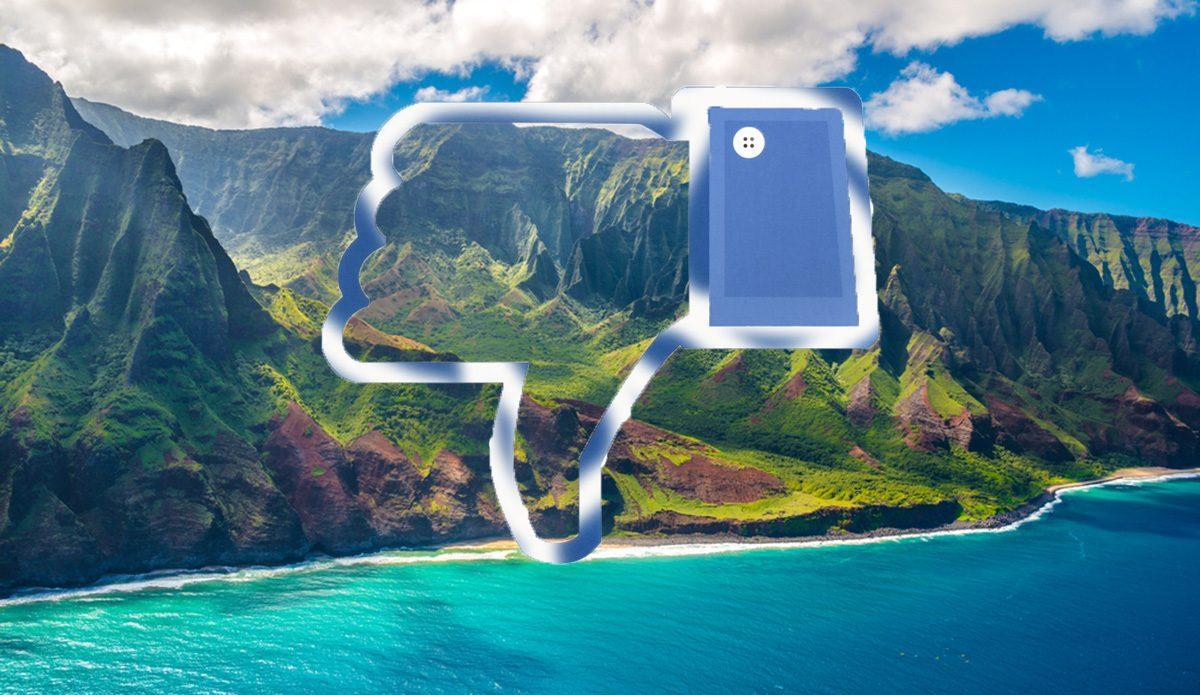 Beaches] Mark zuckerberg wall around house in hawaii