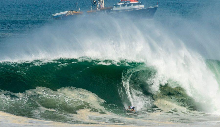 Grant Baker won Puerto Escondido Challenge