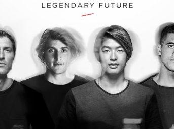 DC announced its new surf team: Bruce Irons, Leo Fioravanti, Kanoa Igarashi, and Zeke Lau. Photo: DC