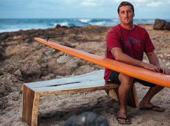 Ben Wilkinson Surf Photo: Matt Catalano