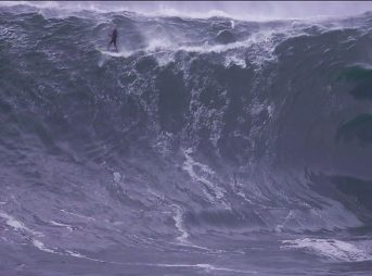 There are a handful of waves on the planet that are basically unsurfable, at least to sane people. Shipstern Bluff is one of those waves.