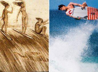 Progression of Surfing