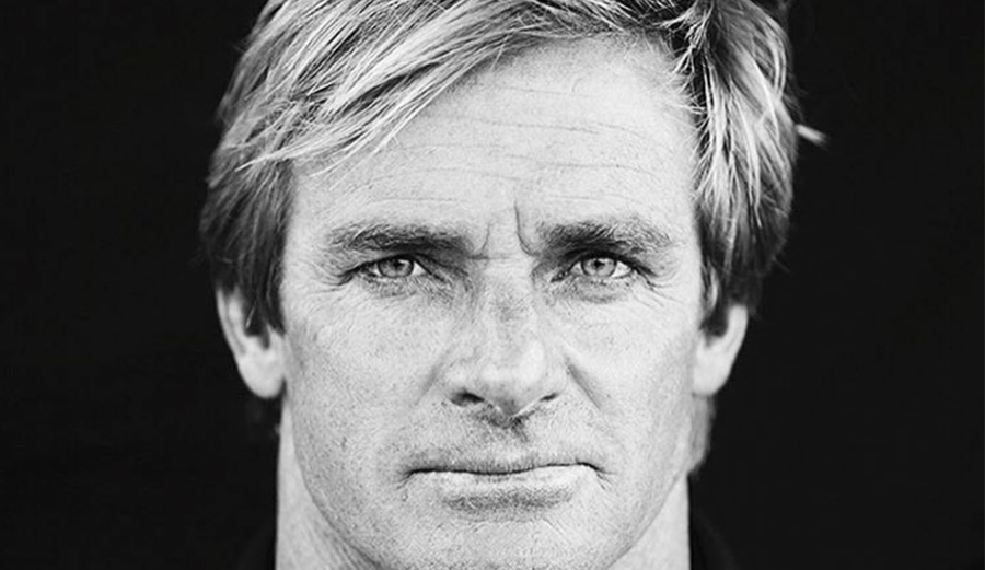 Laird Hamilton. Photo: Mike Smolowe