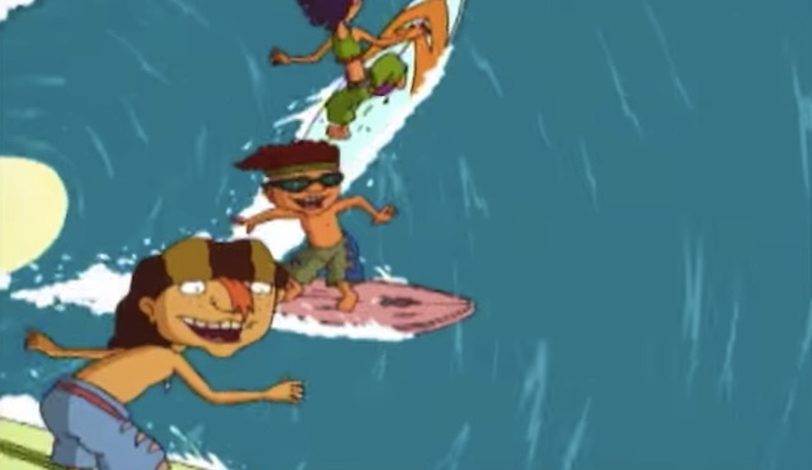 5 Best Rocket Power Moments For The 90s Surf Grom In All Of