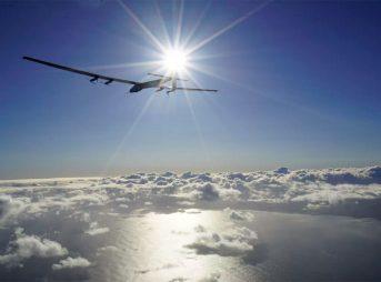 This flight could change the world. Photo: SolarImpulse