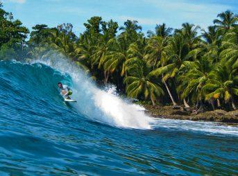 Mentawai Islands barrel