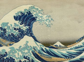 The Great Wave Japanese Wave