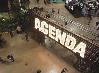 Agenda is a lot of things. Overwhelming, is one of them.