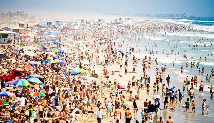 Surf Open  Huntington Beach