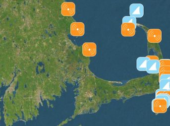 Sharktivity is an app that helps users track shark sightings in Cape Cod. Photo: Sharktivity