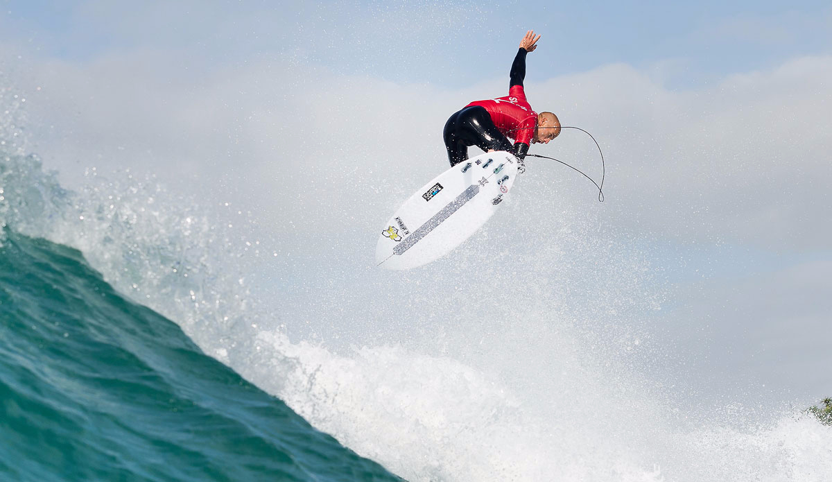 Kelly Slater has things to teach. Learn them.