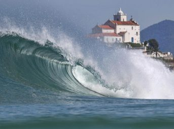 The Rio Pro has officially been relocated to Saquarema. Photo: WSL