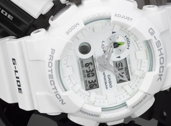 Military grade? Not sure. But definitely looks like it. Photo: Casio
