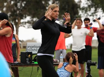 Gabrielle Reece knows the key to happiness.