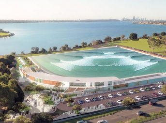 URBNSURF is Building a Wavepool in Perth (Probably)