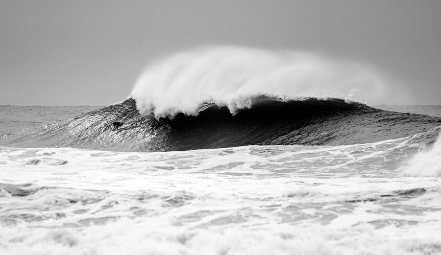 Hurricane Hermine was nearly a perfect storm for East Coast surfers. Unlike Sandy, Hermine stayed far enough away from the coast to avoid any major damage, but still produced a few days of good waves.
