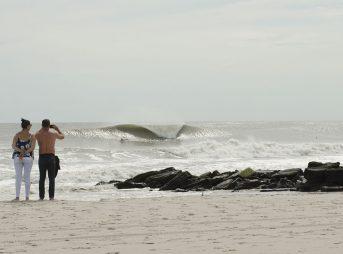 Hurricane Hermine in New York. Photo: Ingrid Silva