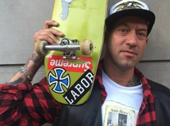 Pro skater Brian Anderson. Photo: Instagram/@nolimitsoldier