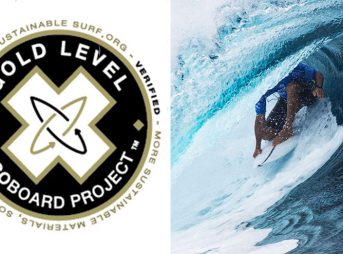 Here's the logo you want to see on your next surfboard.