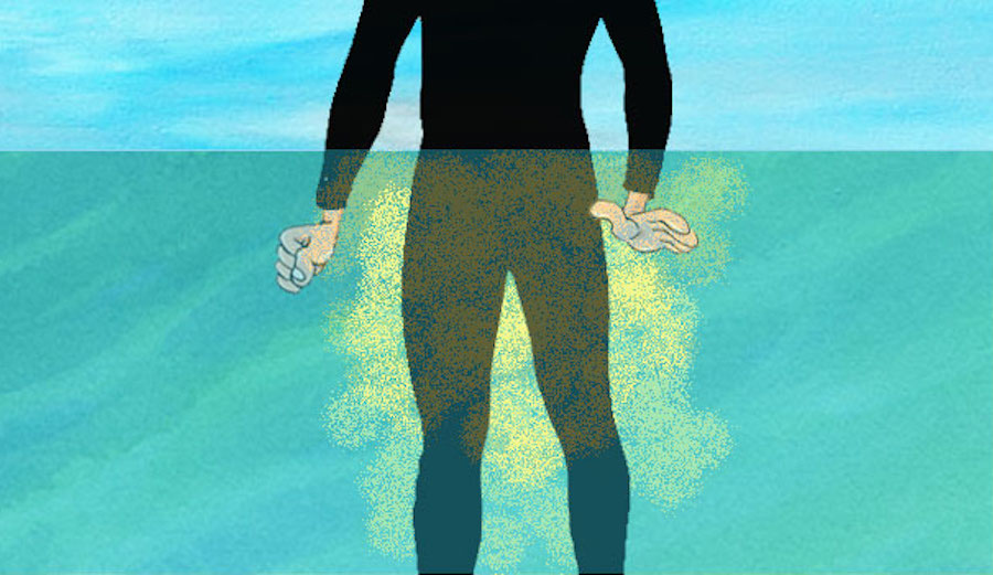 The Definitive Guide to Peeing In Your Wetsuit