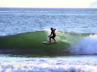"""Clipped,"" is a surfing mini-series that highlights my favorite clips of an individual surfer. Episode 3 features Trevor Gordon surfing his home breaks."